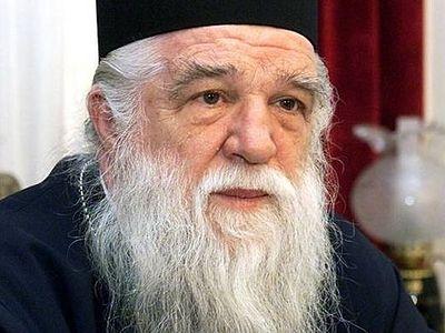 Митрополит Калавритский Амвросий Константинопольскому патриарху Варфоломею: «Собор на Крите – путь к расколу»
