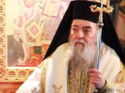 Митрополит Гортинский и Мегалопольский Иеремия: «Экуменизм не просто ересь. Он охватывает все ереси».