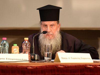 Архимандрит Сарантис Саранду: «Второй брак духовенства»
