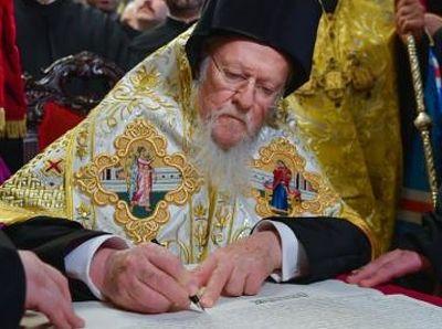 Лику́ргос На́нис: Крайне необходимо немедленно созвать Всеправославный Собор по вопросу Украинской церкви
