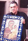 Jose Munoz-Cortez, Guardian of the Iveron Icon of the Mother of God