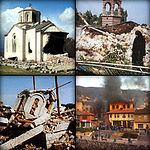 Косово и Метохия: поруганные святыни