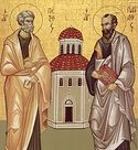 Akathist to Saints Peter and Paul