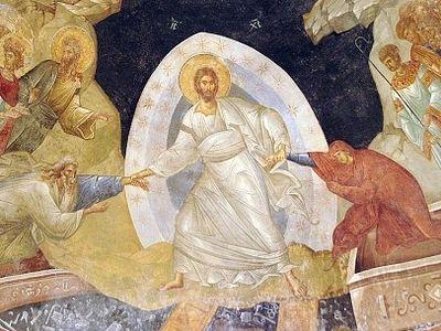 Светлое Христово Воскресение. Иконография