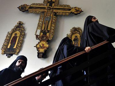Жизнь афонских монахов: взгляд изнутри