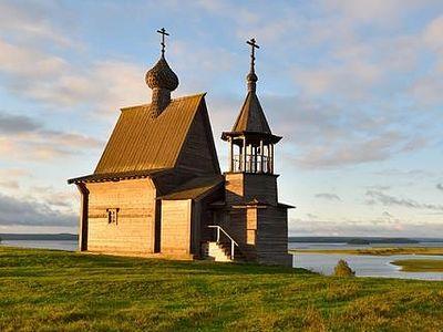 Кенозерье: святыни, природа, люди