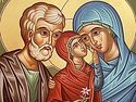 """Wisdom hath builded her house."" The Mother of God and her Holy Parents, Joachim and Anna"