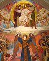 Божественная литургия в Неделю мясопустную, о Страшном суде в Сретенском монастыре