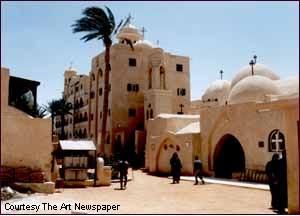 Монастырь сирийцев