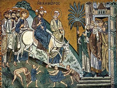 Sermon for Palm Sunday