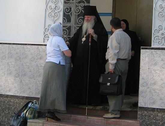 Епископ Липецкий и Елецкий Никон