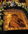 Всенощное бдение с акафистом на Сретение Владимирской иконы Божией Матери