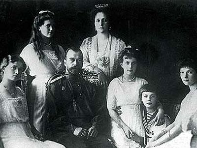 On the Rehabilitation of Tsar Nicholas II and His Family