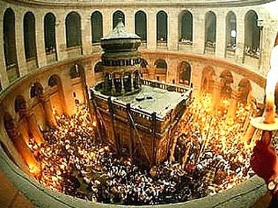 In Defense of the Holy Fire