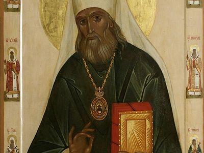 Saint Philaret (Drozdov), Metropolitan of Moscow