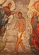 Богослужение в день праздника Крещения Господня в Сретенском монастыре