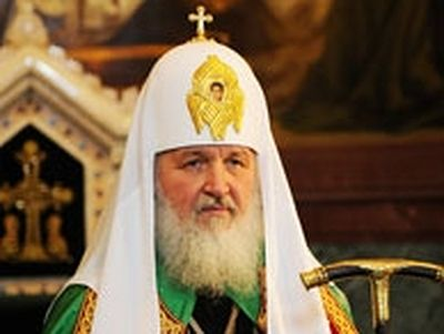 His Holiness Patriarch Kirill Is Enthroned At Christ the Savior Cathedral