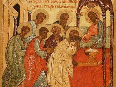 Значение таинства причащения в жизни православного христианина. Происхождение литургии