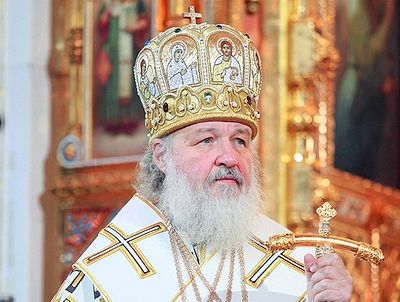 Christmas Message of His Holiness Patriarch KIRILL of Moscow and All Russia, to the Archpastors, Pastors, Monastics and All Faithful Children of the Russian Orthodox Church