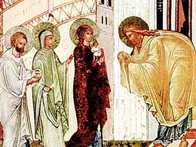 Homily on the Meeting of the Lord