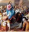 Слово в Неделю ваий. Вход Господень в Иерусалим