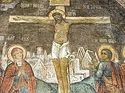 Утреннее богослужение в Сретенском монастыре в Великую Пятницу