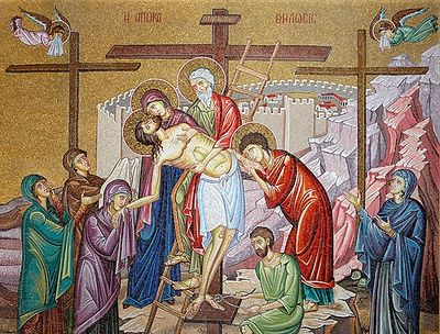 Synaxarion: Great and Holy Saturday