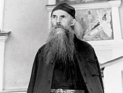 Archimandrite Seraphim (Rosenberg)