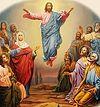 Всенощное бдение накануне Вознесения Господня в Сретенском монастыре