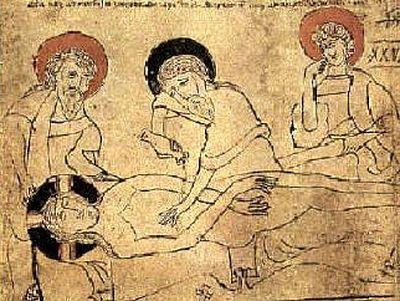 К ранней истории Туринской плащаницы