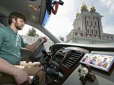 Orthodox Taxis Drive a Fine Line