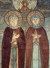 Повесть о Петре и Февронии Муромских. Часть 2