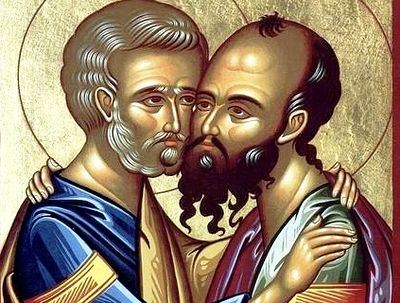 Sermon on the Holy Apostles Peter and Paul