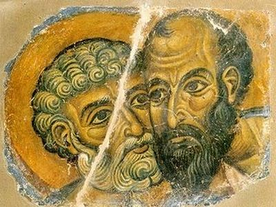Why the Apostles Peter and Paul are Called the