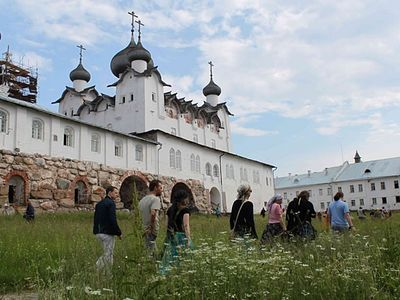 Faith and Works in Solovki