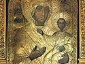 Чудотворная икона Божией Матери «Одигитрия» Смоленская