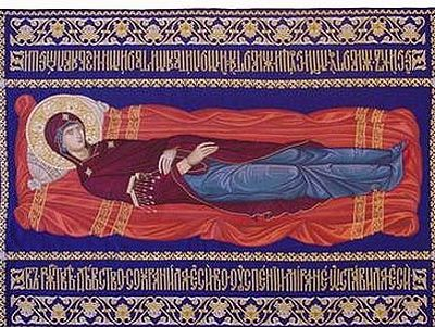 The Dormition is a Triumph of Life