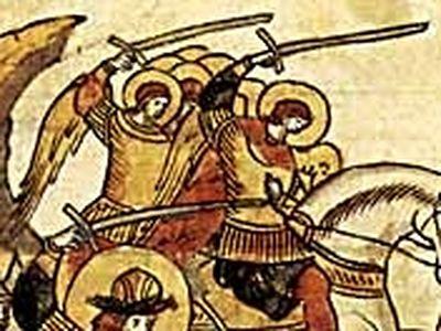 Меж двух зол. Исторический выбор Александра Невского