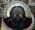 Всенощное бдение в Сретенском монастыре накануне дня Усекновения главы Пророка, Предтечи и Крестителя Господня Иоанна