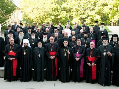 12th Session of Joint Theological Commission for Orthodox-Catholic Dialogue held in Vienna