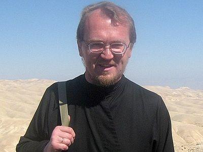 Беседа с диаконом Александром Занемонцем