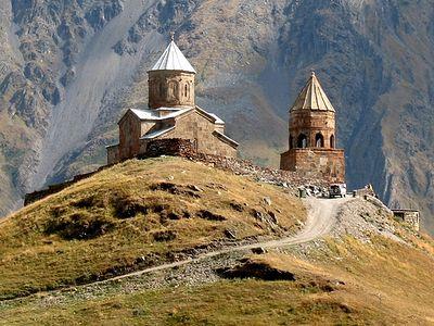«Приветствую тебя, Кавказ седой!»