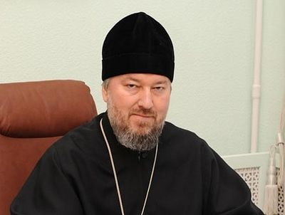 Bishop Tikhon of Archangelsk and Kholmogorsk reposes