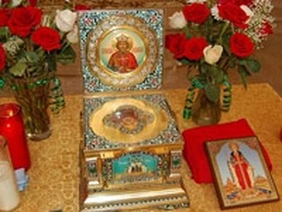 St. Vladimir relic recovered after theft in Edmonton