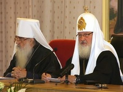 His Holiness Patriarch Kirill: Christianity is not a theory, or an ideology, or a ritual. It is life