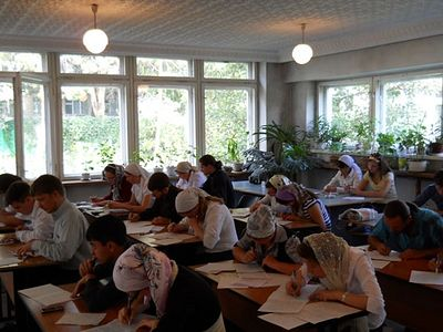 In Kazakhstan, Orthodox services will be conducted in the Kazakh language
