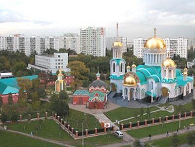 New Orthodox church in Bibirevo will be most spacious in Russia