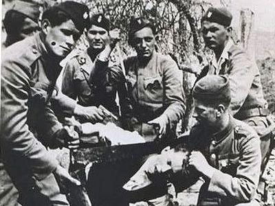 Концентрационный лагерь Ясеновац (1941-1945)