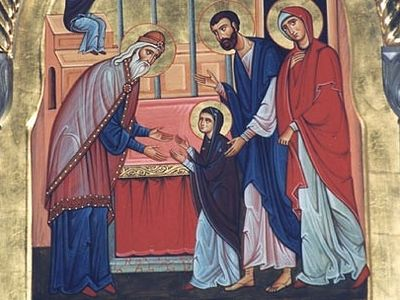 Входила ли Богородица во Храм? Исповедь сомневавшегося