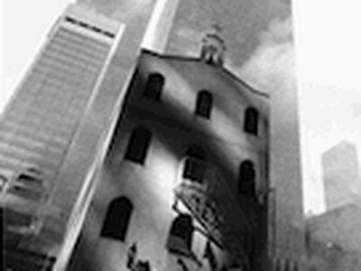 Greek Orthodox Church Files Claim Vs. Ground Zero Owner